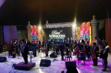 Sinfonía Andina colmó el teatro