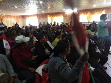 Cabildo en Uyuni llama a huelga general indefinida para el 7 de octubre