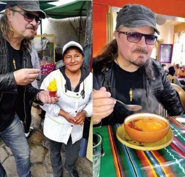 Europe habla de Potosí, su gente y su qalapurqa