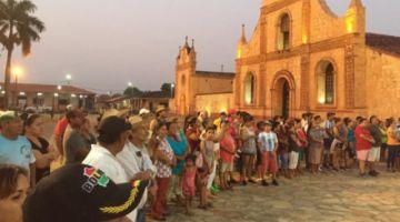 Marcha indígena llega a San José exigiendo la declaratoria de desastre