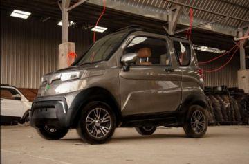 Morales pide norma para legalizar la circulación de vehículo eléctrico