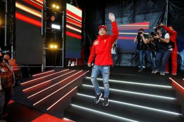"Leclerc logra la ""pole"" en el GP de Rusia"