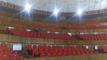 Gerardo Arias pide consenso previo para nombre de teatro