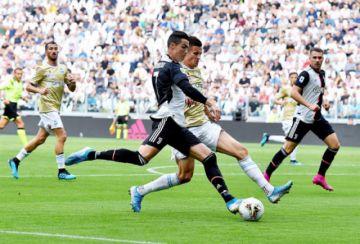Juventus vence a Spal en la Serie A italiana