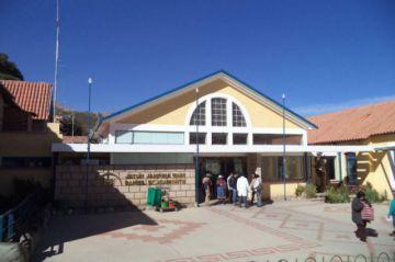 Hospital Bracamonte continúa con la atención pese a paro médico