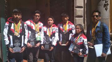 Organizan campaña para estudiantes que buscan ir a México a torneo de robótica