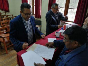 En curso la elección del vicerrector de la UATF