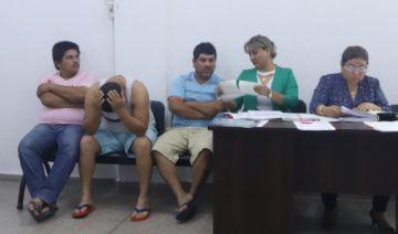Cinco implicados en la muerte de dirigente van a la cárcel de Palmasola