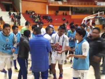 Concepción derrotó a Morales Moralitos en el futsal