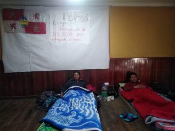 Comcipo anuncia que masificará la huelga de hambre en La Paz