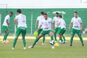 La Verde jugará amistosos en Caracas y Bolivia