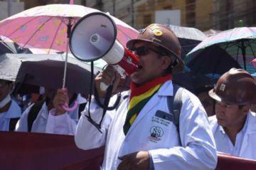 Consejo Nacional de Salud decide ampliar el paro por 30 días más