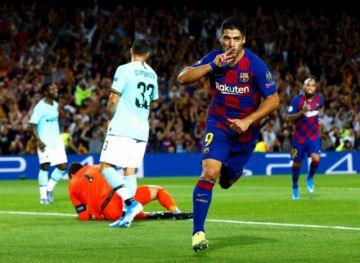 """Barcelona vence a Inter en el """"Camp Nou"""""""
