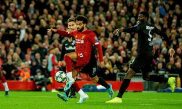 Liverpool sufre para ganar a Red Bull Salzburgo en la Liga de Campeones