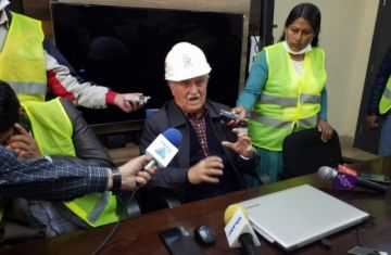 Echazú destaca ganancias de Bolivia respecto a Acisa