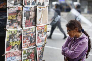 Perú: Oposición quiere ir a elecciones generales