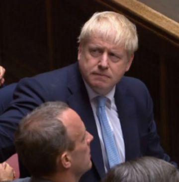 Johnson sigue sin convencer  a la Unión Europea