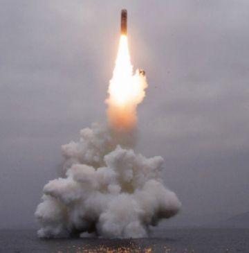 Confirman que Corea del Norte probó otro misil