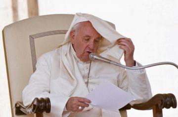 El Papa dice que la Amazonía es un problema mundial