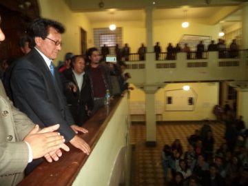 Víctor Hugo Villegas es elegido vicerrector en la UATF