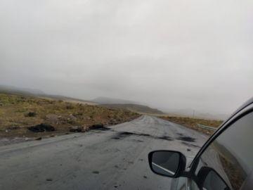 La vía Potosí - Oruro queda expedita