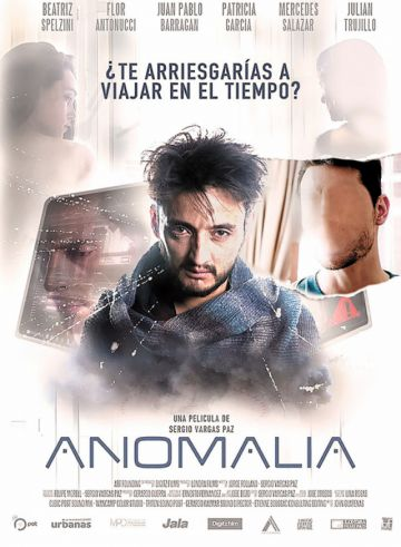 Estrenan película boliviana Anomalía hoy en el Multicine Universal