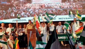 Albarracín anuncia que el 10 de octubre habrá un cabildo en La Paz