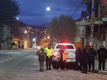 Policías municipales amanecieron para evitar asentamiento en la Sevilla