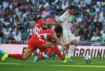 Real Madrid se aferra al liderato de LaLiga
