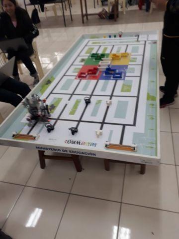 Hoy se desarrolla la olimpiada de robótica