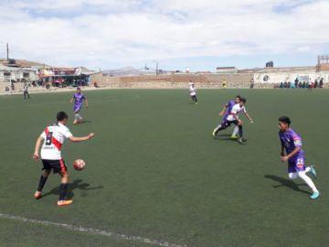 Real y Nacional de reservas termina 3-0