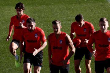 """El tridente ofensivo de Atlético amenaza a Valladolid en el """"Nuevo José Zorrilla"""""""