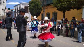 Potosí celebra el Día Nacional de la Cueca