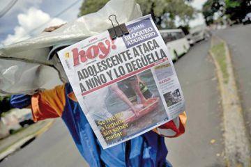 SIP denuncia violencia contra los periodistas