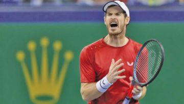 Andy Murray sufre para ganar a Londero