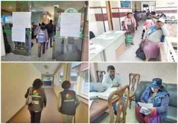 Médicos siguen movilizados y los pacientes se ven afectados