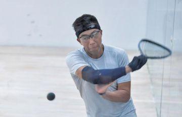 Moscoso hace podio en el US Open