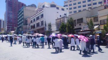 El Colegio Médico da plazo hasta mañana al Gobierno para dialogar