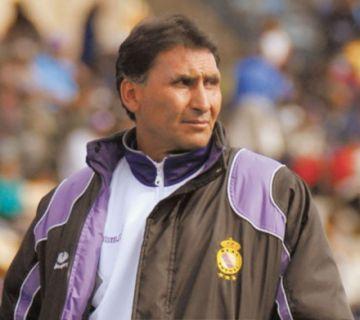 Marcos Ferrufino es el nuevo técnico de Real Potosí
