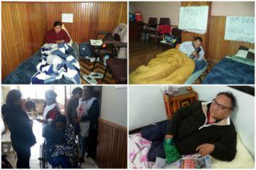Médicos mantienen paro y dos piquetes de huelga de hambre