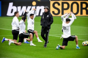 Alemania y Argentina se miden en Dortmund