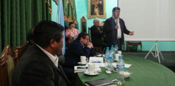 Alcaldes del sudoeste ratifican apoyo al DS 3738