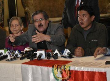 Demandas de Comcipo se suman a las peticiones del cabildo paceño