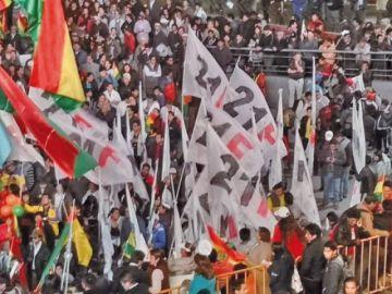 Cabildo paceño perfila rechazar a binomio del MAS si gana elecciones