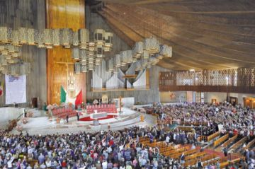 Despiden a José José en la Basílica de Guadalupe