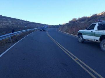 Dos personas mueren en accidentes de tránsito