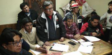 URGENTE: Reunión de directorio ampliado decide radicalizar la huelga indefinida