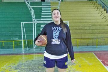 La extranjera Paula Ramos se sumó  al trabajo del equipo potosino