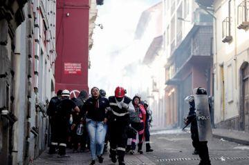 Siguen los disturbios en Ecuador, pero Gobierno se abre al diálogo