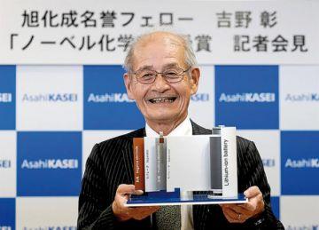 Nobel para los pioneros de las baterías de litio